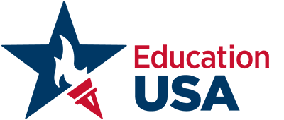 Education USA logo.