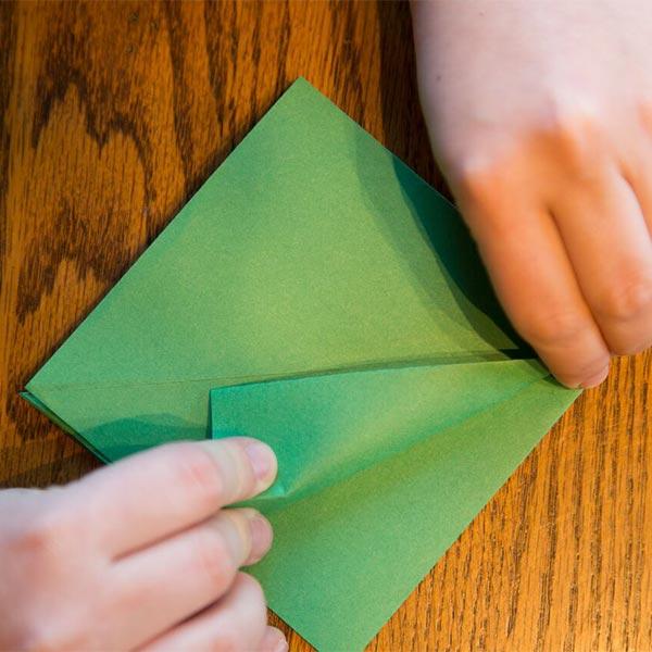 Christmas Origami Whitworth University