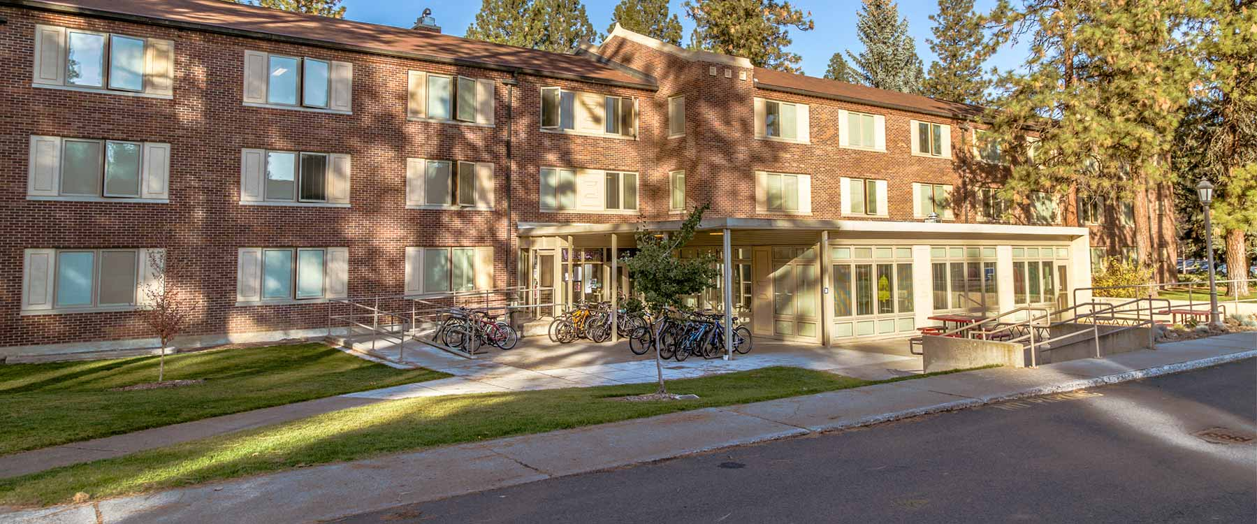 Arend Hall | Residence Life & Housing | Whitworth University